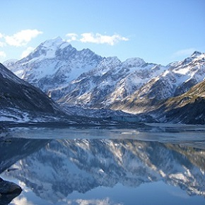 Canterbury Mt Cook Image